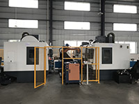 Automatic production line  CNC